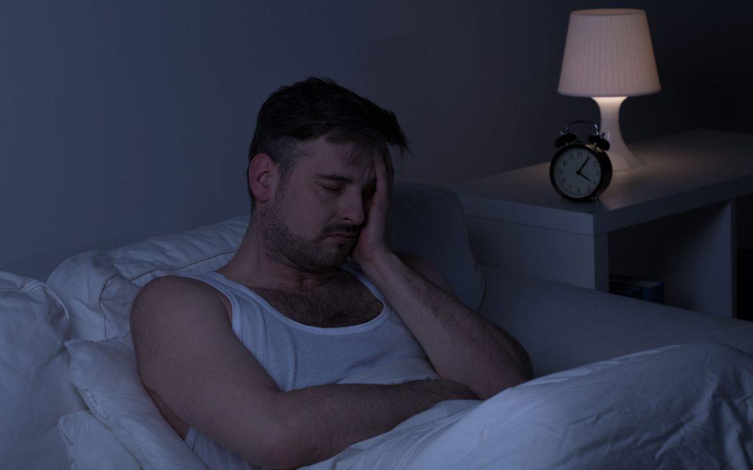 Dålig sömn = mer smärta
